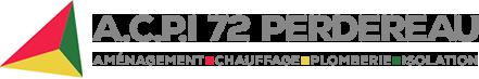 A.C.P.I 72 Perdereau Logo